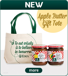 Eden Apple Butter Tote